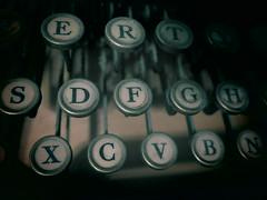 November 13, 2014 (5) (gaymay) Tags: california gay love typewriter keys happy desert letters palmsprings triad typewritter novemberphotochallenge