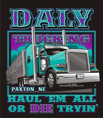 "Daly Trucking - Paxton, NE • <a style=""font-size:0.8em;"" href=""http://www.flickr.com/photos/39998102@N07/15764432648/"" target=""_blank"">View on Flickr</a>"