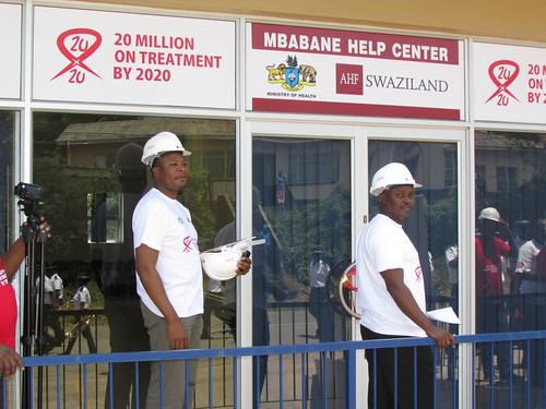 World AIDS Day 2014: Swaziland