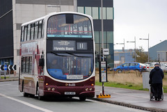 764 (Callum's Buses & Stuff) Tags: ocean bus buses volvo edinburgh terminal gemini lothian madder lothianbuses edinburghbus b7tl madderandwhite madderwhite busesedinburgh busesb7tl buseslothianbuses
