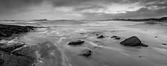 dunstanburgh panorama misty dusk b&w.jpg (steve.christian.1485) Tags: longexposure sunset sea blackandwhite bw seascape castle nature sunrise lens landscape pentax northumberland dunstanburgh k7 pentaxk7 sigmadc1850mmexmacro