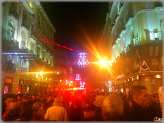 Madrid (Spain) (sky_hlv) Tags: madrid christmas espaa navidad spain christmastree navidades