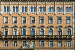 effy nyelvstúdió (bilderkombinat berlin) Tags: windows buildings hungary budapest 2d ungarn magyarország fassaden ⨀2014