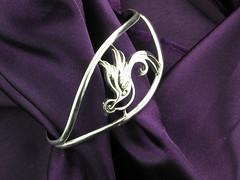 Celtic bird bracelt SS