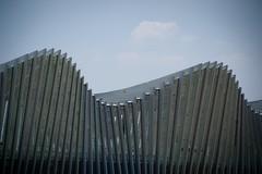 (Antonio_Trogu) Tags: santiago italy station architecture italia waves emilia calatrava stazione architettura emiliaromagna onde reggioemilia tav reggionellemilia antoniotrogu mediopadana