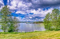 Kizhi Harbour. Onega Lake. Karelia. (Peer.Gynt) Tags:
