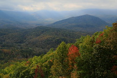 Smokey Mountain Foothills (catnahat) Tags: autumn fall forest canon landscape eos tennessee fallcolors scenic fallfoliage overlook cosby 6d foothillsparkway smokeymountains