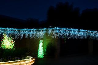 Crazy Christmas lights...