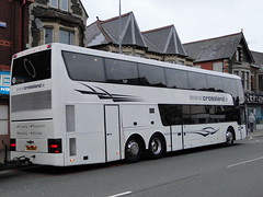 Augustines Tour 2014 Crossland Tour Bus (5asideHero) Tags: bus coach tour rockstar transport band double van ltd sleeper logistics decker hool augustines crossland 9913 nnz astromega