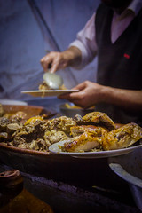 Moroccan Chef - Marrakech (JGMarshall Photography) Tags: africa travel food holiday cooking sahara canon photography interesting northafrica traditional adventure explore morocco chef atlas marrakech medina marrakesh dslr tagine joemarshall jgmarshall