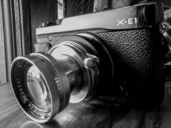 Fuji XE-1 w/ Canon Serenar 50mm f/1.9 (dspina13) Tags: leica thread canon 50mm fuji mount serenar f19 xe1