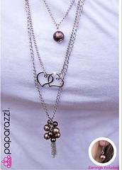 5th Avenue Brown Necklace K1A P2310A-3