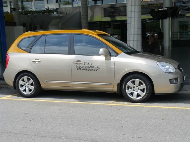 Taxi Brunei