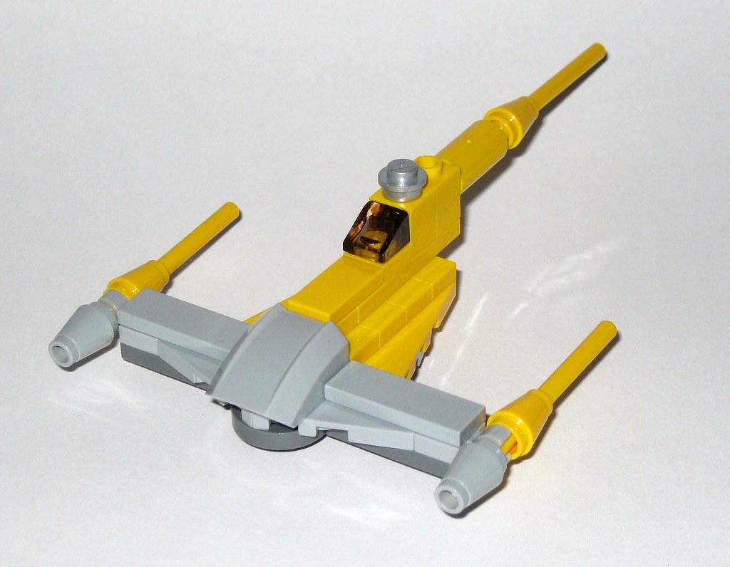 lego star wars naboo starfighter instructions