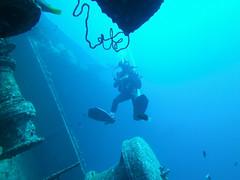 Wreck Diving (California Will) Tags: redsea scuba jordan aqaba