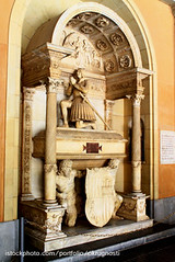 Knight's tomb (Okrugnosti) Tags: sculpture art church statue stone hope spain cross religion praying tomb medieval relief crucifix knight christianity catholicism crypt jesuschrist monserrat repository bodyarmor thecrucifixion