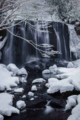 -- (Nobythai) Tags: mountain snow japan river countryside waterfall asia images   flickrtags    flickrawards earthasia   nobythaiphotography