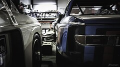 Roundel Racing (Jay Pearson) Tags: 30 racecar vintage sony garage engine retro workshop bmw alpha dslr csl e9 worldcars a580 roundelracing
