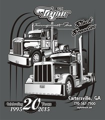 "Taylor Transport, Inc. - Cartersville, GA • <a style=""font-size:0.8em;"" href=""http://www.flickr.com/photos/39998102@N07/16160992658/"" target=""_blank"">View on Flickr</a>"