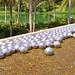 Instituto Inhotim, Brumadinho, MG, Brasil - Narcissus garden, 2009, de Yayoi Kusama Nagano