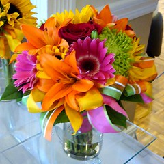 "#17V $85 CITRUS FLARE BOUQUET • <a style=""font-size:0.8em;"" href=""http://www.flickr.com/photos/39372067@N08/16201767135/"" target=""_blank"">View on Flickr</a>"