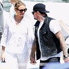 CAMERON DIAZ AND BENJI MADDEN DURING THEIR  LOVE AND ROMANCE
