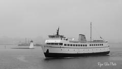 Block Island Ferry Leaving New Bedford (Ryan Silva) Tags: ferry sony om 18 50 fairhaven ferries blockisland ferryboat newbedford blockislandferry newbedfordharbor zuiko50mm18 a6000