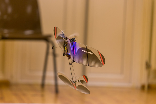 Phil's new FPV Vapor