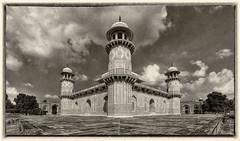 Agra IND - Itimad-ud-Daula 10