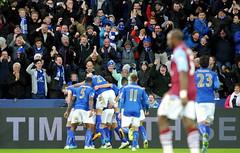 Leicester City v Aston Villa (Alex Hannam) Tags: sport leicester astonvilla premierleague lcfc leicestercityfootballclub leicestercityfc paulkonchesky