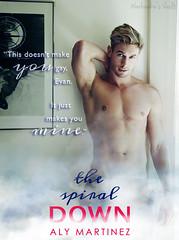 TheSpiralDown1 (Warhawke's Vault) Tags: shirtless clouds blonde sexyman bookreview bookquote bookteaser jeffkasser warhawkesvault alymartinez thespiraldown