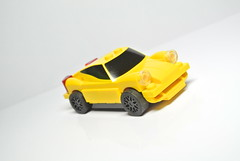 Porsche 911 (a small Lego toy) (hajdekr) Tags: car sport race toy automobile lego small bricks racing porsche vehicle sportscar racer buildingblocks moc myowncreation 4stud