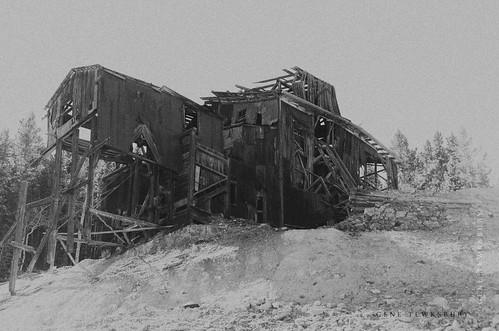 Virginia Pass Mine