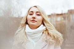 White (tanja_moss) Tags: she light lighthouse white art film nature girl sunshine darkroom forest 35mm hair photography women kodak room dream petite tenderness eternal tanjamoss