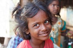 Innocent smile of indian female child (Nithi clicks) Tags: girl smile child