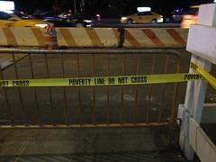 Poverty Line (failing_angel) Tags: usa newyork manhattan ussa 300515