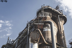 Industrial Heritage (the_parabola) Tags: industry architecture kultur ngc architektur duisburg ruhrgebiet stahl hochofen