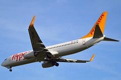 """Merve"" Pegasus Airlines TC-AAN Boeing 737-82R Winglets cn/38173-3011 @ LFPO / ORY 09-04-2015 (Nabil Molinari Photography) Tags: pegasus boeing airlines winglets merve ory lfpo 73782r tcaan cn381733011 09042015"