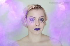 lila - violet - purple - violeta -  (fotografX.org) Tags: leica portrait girl beauty lens person model artist chica bokeh posing blond blonde boke unscharf summilux m9 bambina  colormatch verschwommen mdel posieren  strobist indoorshooting colourmatching