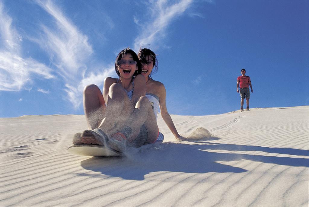 cồn cát Quang Phú.