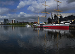 View from Govan