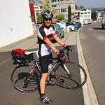 Biketour - Horgen-Madrid 2016