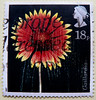 great stamp Great Britain 18p blanket flower, Gaillardia (Gaillardia aristata, Kokardenblume, Gailardia, Papageienblume, Гайлярдия, Kokárdavirág, 天人菊屬) timbre UK United Kingdom stamps England selo sello stamps GB stamp Great Britain GB England UK แสตมป์ (stampolina, thx! :)) Tags: uk greatbritain red england black flower fleur yellow postes flora unitedkingdom flor gb british blume gaillardia tem commonwealth postzegel flore 花朵 selo blanketflower bolli sello sellos kwiat briefmarken papageienblume gaillardiaaristata kokardenblume frimärken gailardia 邮票 francobollo selos timbres frimærker марки francobolli bollo zegels 우표 zegel znaczki markica スタンプ perangko frimerker pulları timbru طوابع kokárdavirág grosbritannien цвето́к แสตมป์ γραμματόσημα маркица bélyegek टिकटों antspaudai razítka 天人菊屬 гайлярдия