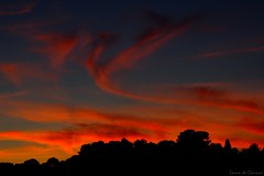Crépuscule (Loran de Cevinne) Tags: crépuscule var provence france tamarissurmer lorandecevinne commentbygwlap