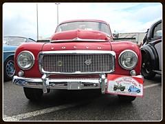 Volvo PV 544 Sport, 1958 (v8dub) Tags: volvo pv 544 sport 1958 schweiz suisse switzerland swedish freiburg fribourg pkw voiture car wagen worldcars auto automobile automotive old oldtimer oldcar klassik collector classic