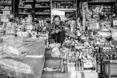 Saigon street trader - II (Theunis Viljoen LRPS) Tags: hochiminhcity saigon vietnam shop