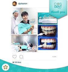 2015-0116 djchanon #cosdentbyslc #slc #makeoveryoursmile #slcgroup (Dental clinic in Bangkok) Tags:             cosdentbyslc dental clinic bangkok