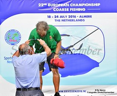 Walter Tams from Hungary European champion individual freshwater fishing 2016 (Shots2Remember) Tags: shotsofmarion shots2remember flickr google nikon freshwaterfishingeuropeanchampionship2016 almere gemeentealmere flevoland europeeskampioenschapzoetwatervissen2016 ekzoetwatervissen2016almere witvistotaal sensas sportvisserijnl sportvisserijmidwestnederland sportvisserijnederland vissen hengelsport waltertams waltertamshungary waltertamshongarije hungary hongarije europeeskampioen europeanchampion lagevaart lagevaartalmere almerebuiten vissport visevenement fishevent eventphotography evenementenfotografie hsvogalmere