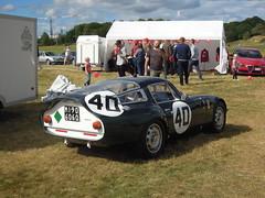 Alfa Romeo TZ1 Zagato (anyett) Tags: alfa alfaromeo zagato tz motorima tz1 tubolarezagato