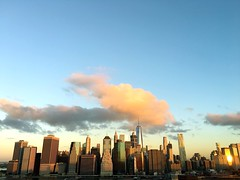 Day 260: It has its own weather system (kkiner) Tags: nyc freedomtower worldtradecenter